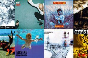 Οι καλύτεροι 1990s δίσκοι