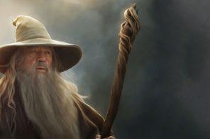 Μήπως ο Gandalf είναι ο ίδιος ο Tolkien;